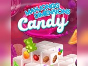 Play Mahjongg Dimensions Candy Game on FOG.COM