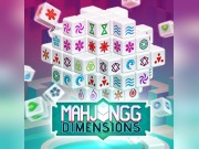 Play Mahjongg Dimensions (640 seconds) Game on FOG.COM
