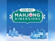 Play Holiday Mahjong Dimensions Game on FOG.COM