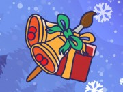 Play Christmas Craft Coloring Game on FOG.COM