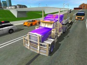 Play Euro Truck Driving Sim 2018 3D Game on FOG.COM