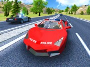 Play Police Car Stunt Driver Game on FOG.COM