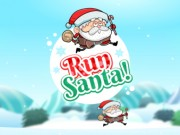 Play Run Santa! Game on FOG.COM