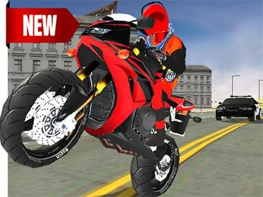 Impossible Real Moto Bike Racing
