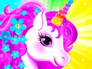 Play Unicorn Dress Up Girls Game on FOG.COM