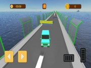 Play Broken Bridge Ultimate Car Racing Game 3D Game on FOG.COM