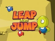 Play Leap and Jump Game on FOG.COM
