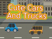 Play Cute Cars And Trucks Match 3 Game on FOG.COM