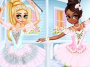 Play Princesses First Ballet Class Game on FOG.COM