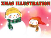 Play Xmas Illustration Puzzle Game on FOG.COM