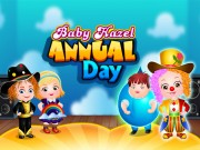 Play Baby Hazel Annual Day Game on FOG.COM