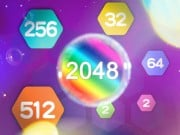Play Block Hexa Merge 2048 Game on FOG.COM