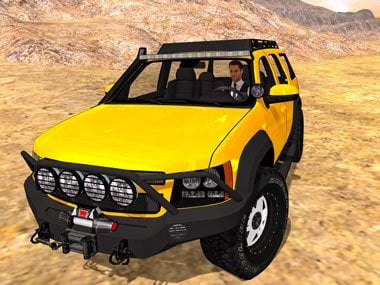 Offroad Real Drive Simulator