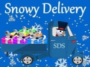 Play Snowy Delivery Game on FOG.COM