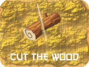 Play Cut The Wood Game on FOG.COM