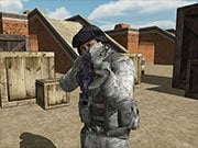 Play Counter City Strike Commando Action 2020 Game on FOG.COM