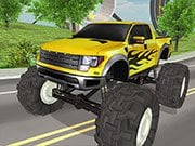 Play Monster Truck Driving Simulator Game Game on FOG.COM