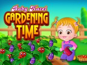 Play Baby Hazel Gardening Time Game on FOG.COM