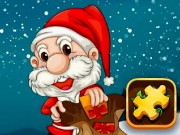 Play Santa Claus Puzzle Time Game on FOG.COM