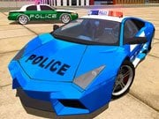 Play Police Drift Car Driving Stunt Game Game on FOG.COM