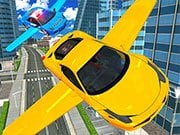 Play Flying Car Simulator 3d Game on FOG.COM