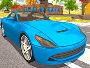Extreme Car Driving Simulator Game
