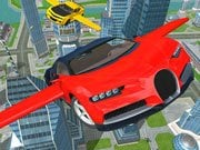 Play Flying Car Driving Simulator Game on FOG.COM