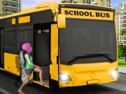 Play School Bus Driver Game on FOG.COM