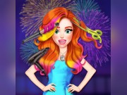 Jessie New Year #Glam Hairstyles