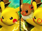 Pokemon Spot The Differences
