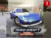 Play Mad Drift Zone Extreme Game on FOG.COM