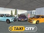 Play Taxi city Game on FOG.COM