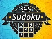Play Daily Sudoku 2 Game on FOG.COM