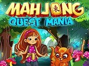 Play Mahjong Quest Mania Game on FOG.COM