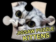 Play Jigsaw Puzzle Kittens Game on FOG.COM