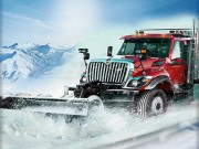 Play Snow Plow Truck Game on FOG.COM