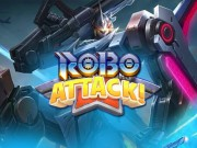 Play Robo Galaxy Attack Game on FOG.COM