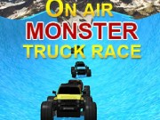 Play On Air Monster Truck Race Game on FOG.COM