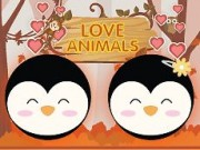 Play Love Balls - Animals Version Game on FOG.COM