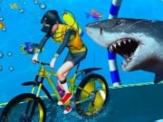 Play Under Water Bicycle Racing Game on FOG.COM
