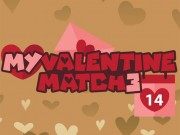 Play My Valentine Match 3 Game on FOG.COM