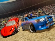 Play Real Car Demolition Derby Racing Game Game on FOG.COM