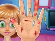 Play Hand Doctor Hospital Game on FOG.COM