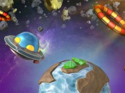 Play UFO Hoop Master 3D Game on FOG.COM