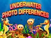 Play Underwater Photo Differences Game on FOG.COM