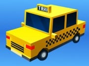 Play ZigZag Taxi  Game on FOG.COM