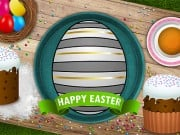 Play Handmade Easter Eggs Coloring Book Game on FOG.COM