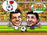 Play Head Soccer Game on FOG.COM