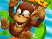Play Monkey Bounce Game on FOG.COM