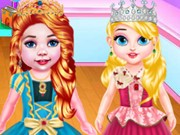 Play Baby Taylor Princess Cosplay Party Game on FOG.COM